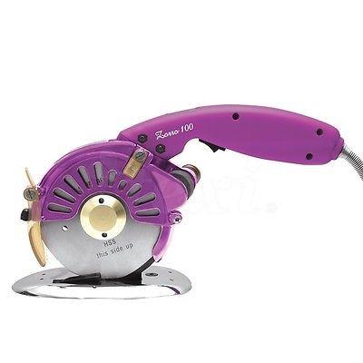TEXI Elektroschere - Bogen-/ Rundmesser - Schneidmaschine - 250W
