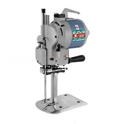 """Elektrische Stoßmesser Maschine - 8"""" / 16 cm - Schneidmaschine - 550 W - NEU!"""