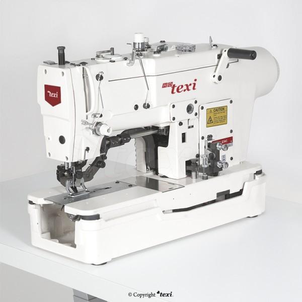 TEXI Knopflochmaschine -Industrienähmaschine