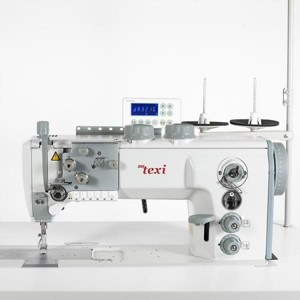 TEXI Industrienähmaschine - Dreifachtransport - Vollautomatik