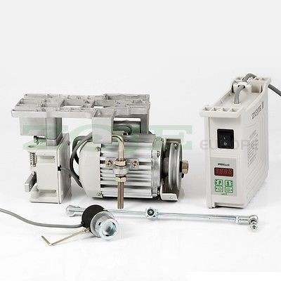 ZOJE - AC Servo Motor 750W - mit Synchronisator - Industrie Nähmaschine - NEU!