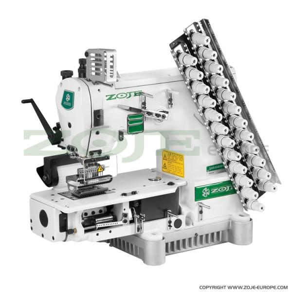 ZOJE 12 Nadel Kettenstich Industrienähmaschine