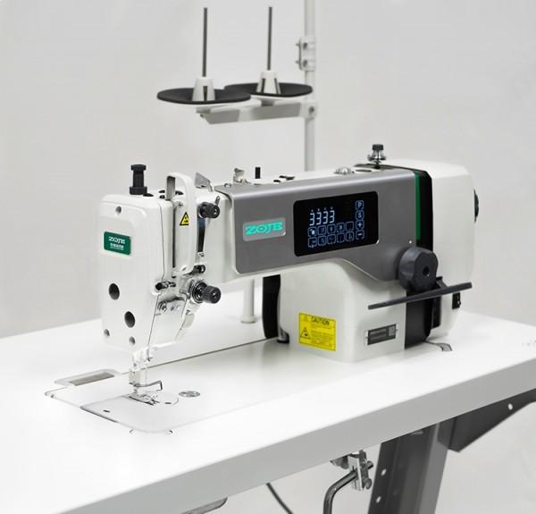 ZOJE Industrie Nähmaschine - VOLLAUTOMATIK - zentrale Schmierung- NEU