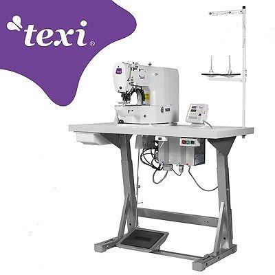 TEXI Riegel Industrienähmaschine - Elektronisch - NEU!