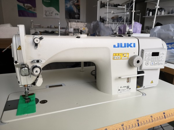JUKI DDL 900B - Industrienähmaschine - VOLLAUTOMATIK - Fadenabschneider